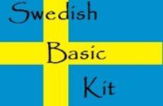 Базовый кит для начинающих в шведском