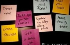 New Year's resolutions: to make or not to make