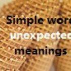 13 элементарных английских слов, которые вас удивят
