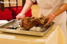 Китайская еда: утка по-пекински